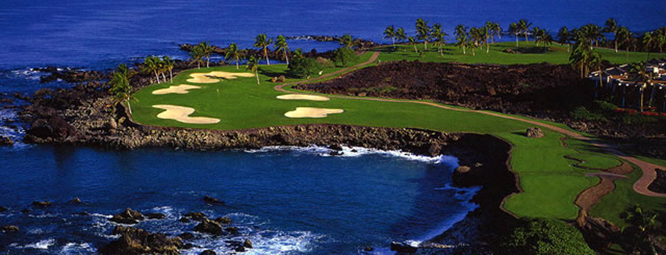 Golf-Rundreise Hawaii