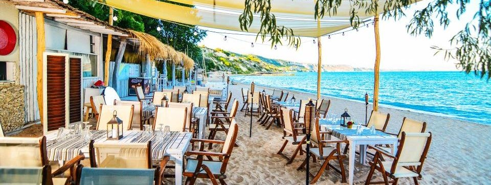 Beach Bar Thracian Cliffs Golf Resort