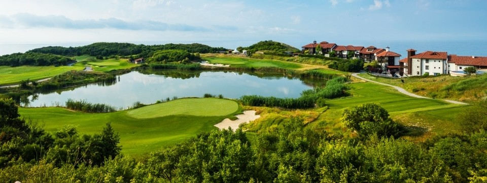 Anlage Thracian Cliffs Golf Resort
